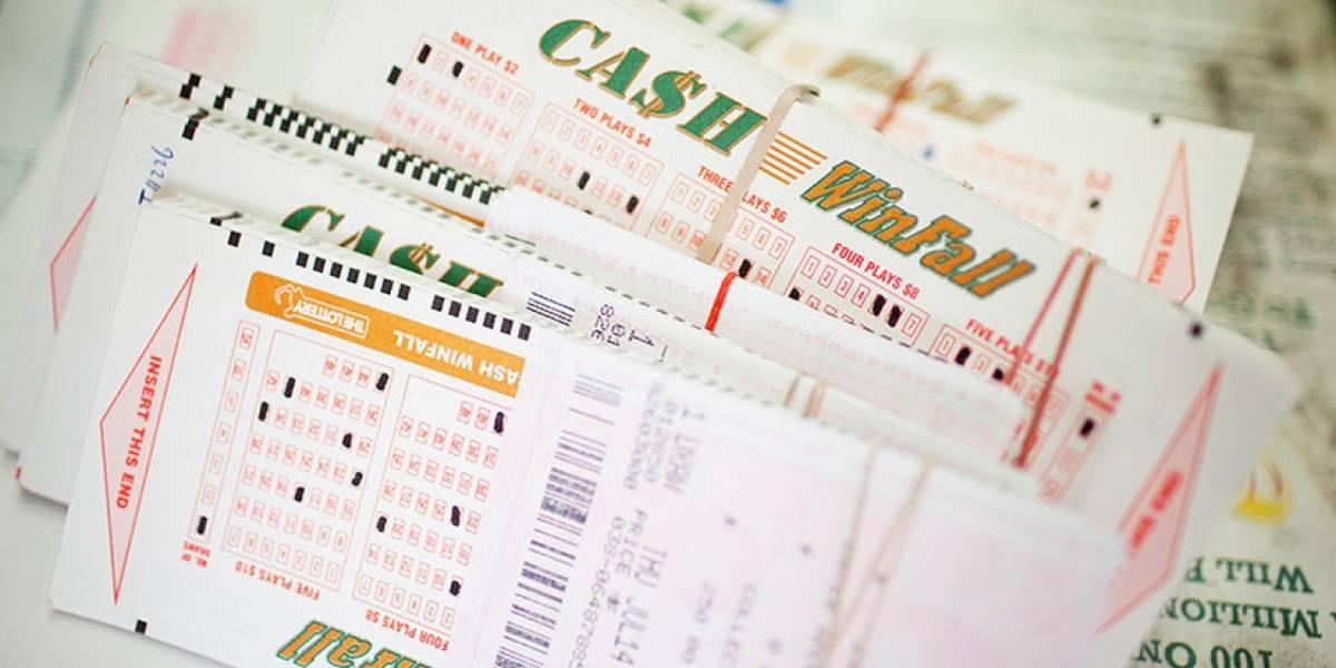 probabilidades lotería